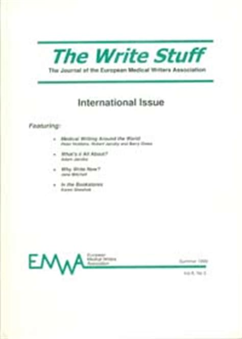 Formatting Clinical Evaluation Reports - Clinical Device Group